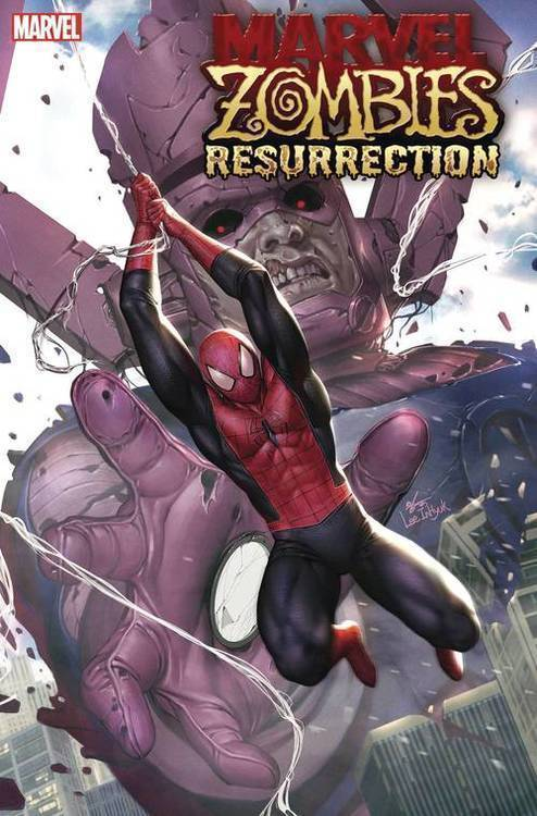 Marvel comics marvel zombies resurrection 20200128