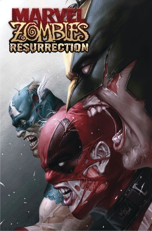 Marvel comics marvel zombies tpb resurrection 20200328