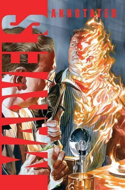 Marvel comics marvels annotated 20181130