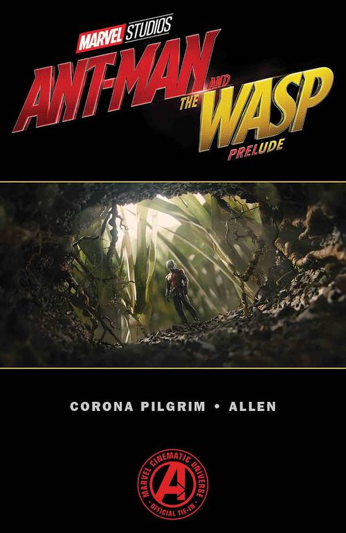 Marvel comics marvels ant man and wasp prelude 20171231