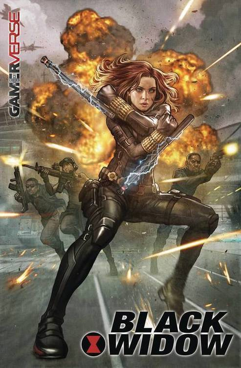Marvel comics marvels avengers black widow 20191227