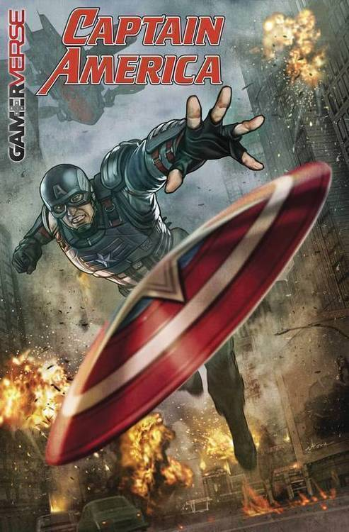 Marvels Avengers Captain America