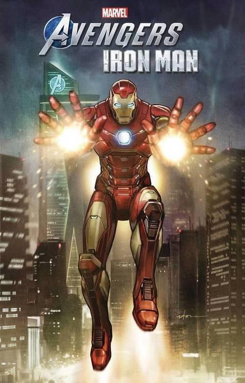 Marvels Avengers Iron Man #1