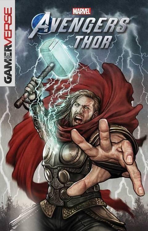 Marvels Avengers Thor #1