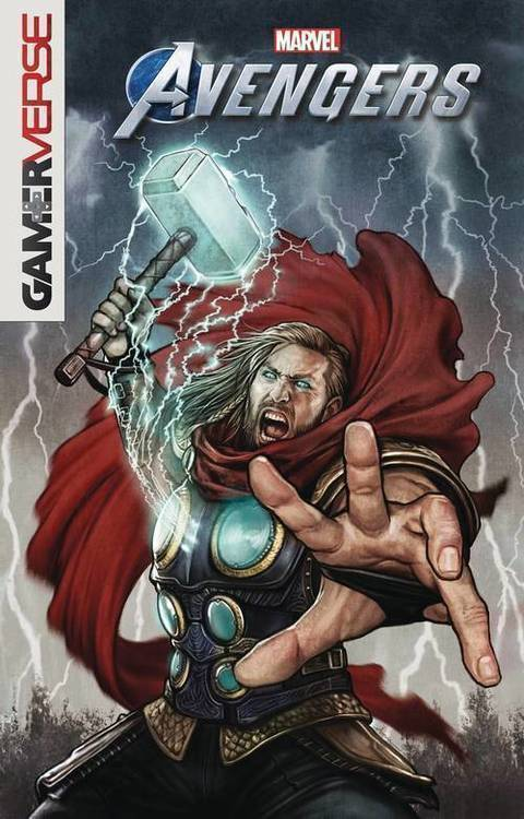 Marvel comics marvels avengers tpb 20191227
