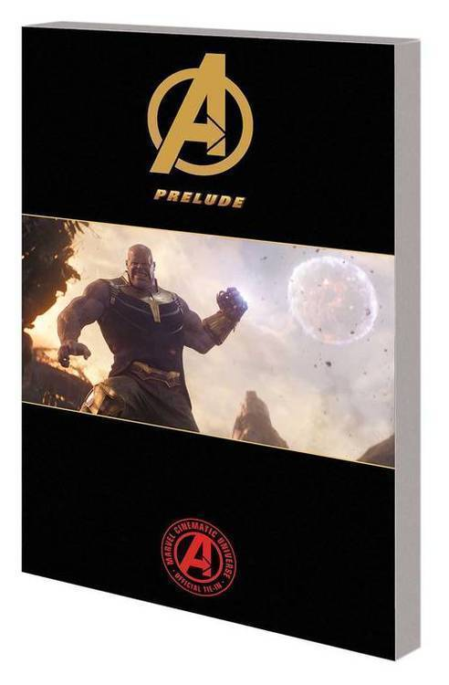 Marvel comics marvels avengers tpb untitled prelude 20181130