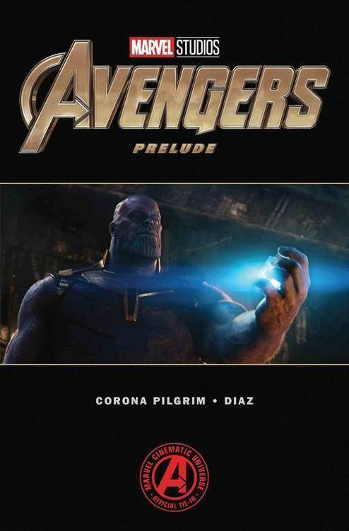 Marvel comics marvels avengers untitled prelude 20180928