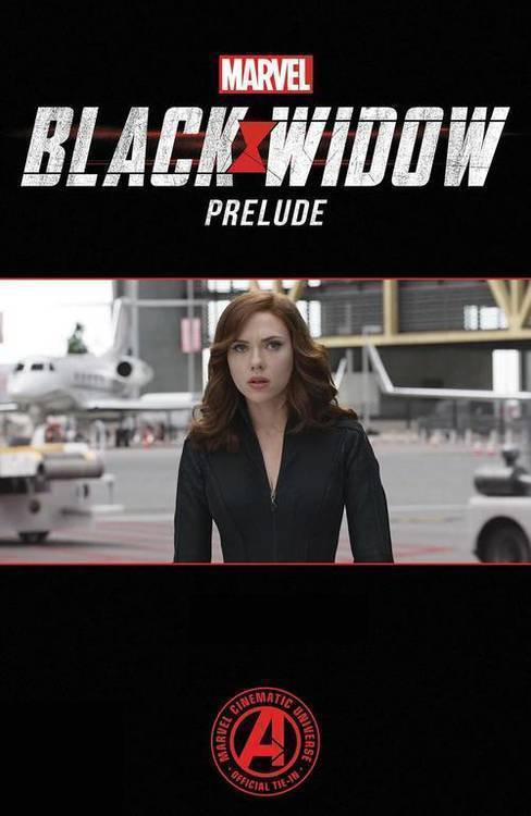 Marvels Black Widow Prelude