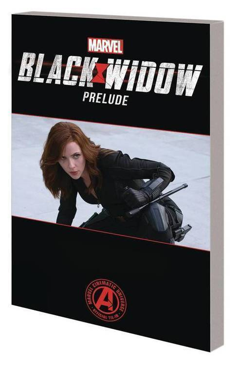 Marvels Black Widow Prelude TPB