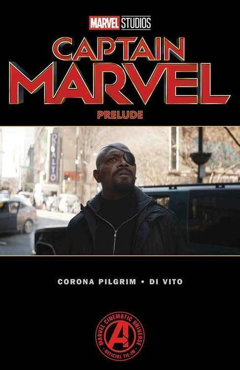 Marvel comics marvels captain marvel prelude 20180830