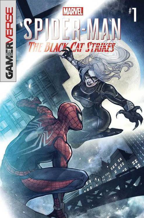 Marvels Spider-Man Black Cat Strikes