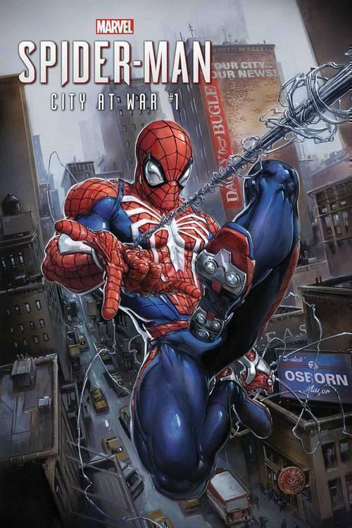 Marvel comics marvels spider man city at war 1 of 6 20181231