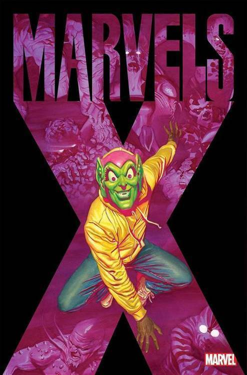 Marvel comics marvels x 20191031