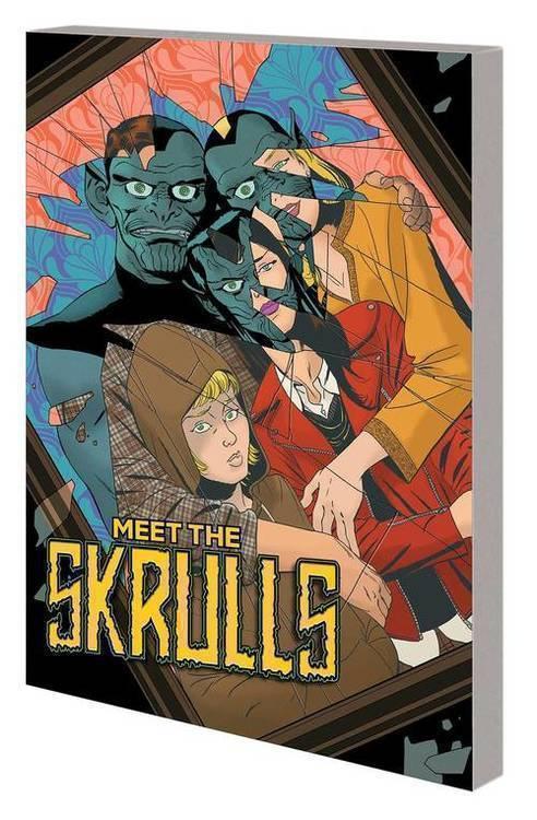Meet The Skrulls TPB