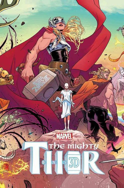 Marvel comics mighty thor 3d 20190129