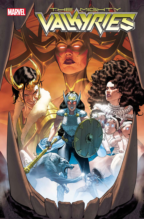 Marvel comics mighty valkyries 20210126