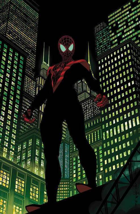 Marvel comics miles morales spider man 20180928
