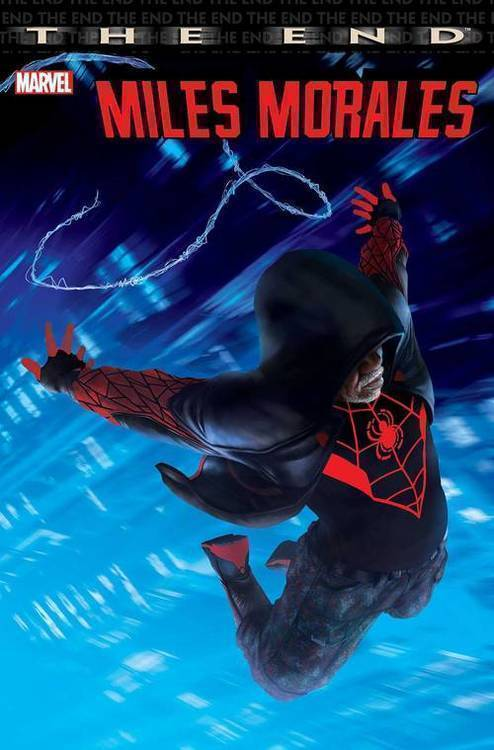 Marvel comics miles morales the end 1 20191031