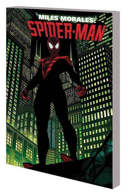 Marvel comics miles morales tpb vol 01 straight out of brooklyn 20190327