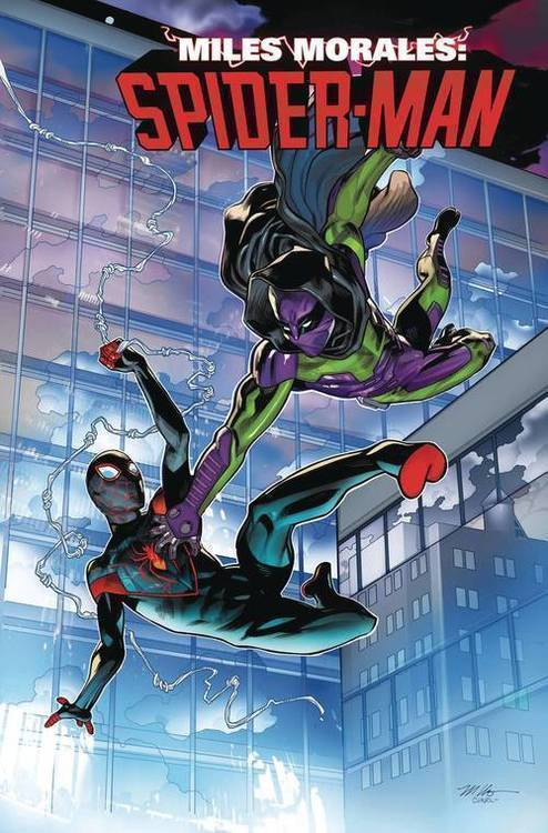 Marvel comics miles morales tpb volume 03 20200128