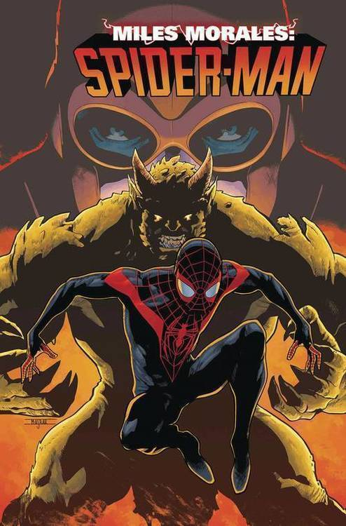 Marvel comics miles morales tpb volume 2 20190926