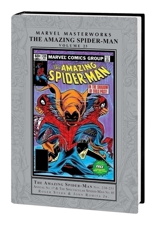 Marvel comics mmw amazing spider man hardcover vol 23 20210502