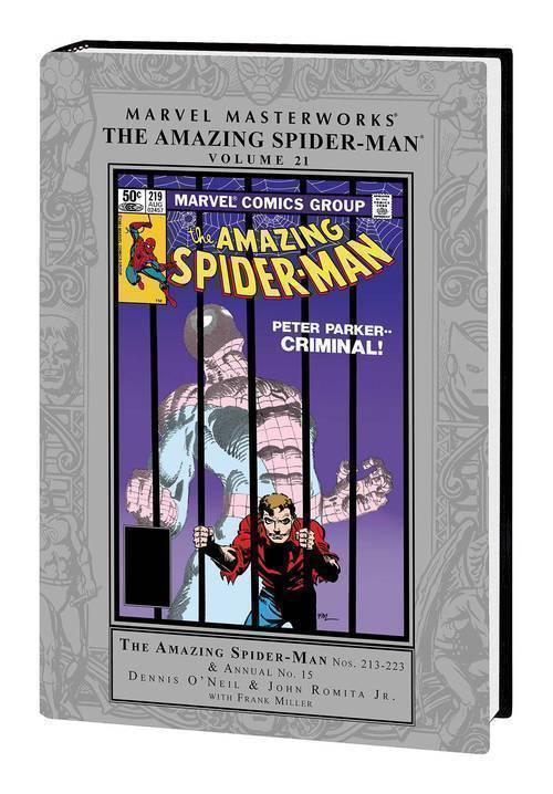 MMW Amazing Spider-Man Hardcover Volume 21