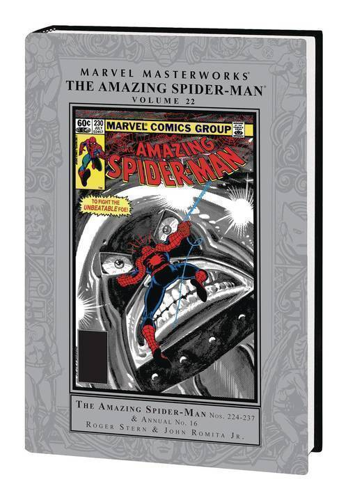 Marvel comics mmw amazing spider man hardcover volume 22 20191227