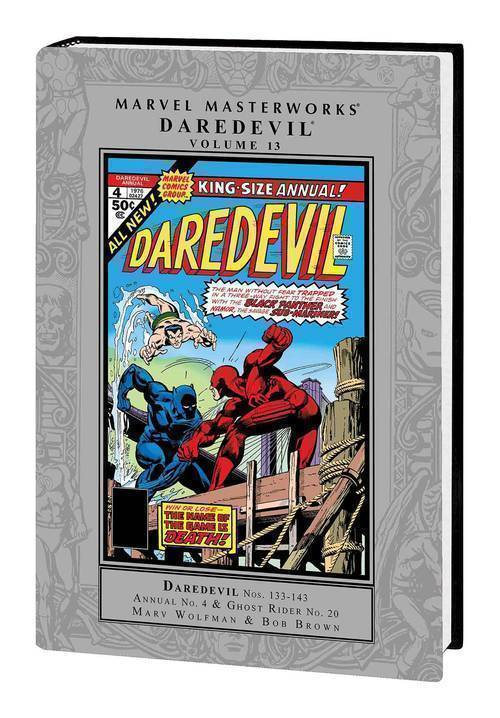 Marvel comics mmw daredevil hardcover vol 13 20180830