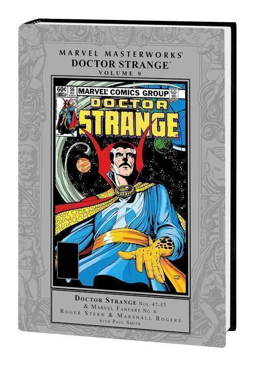 MMW Doctor Strange Hardcover Vol 09