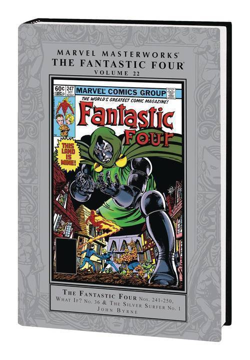 MMW Fantastic Four Hardcover Volume 22