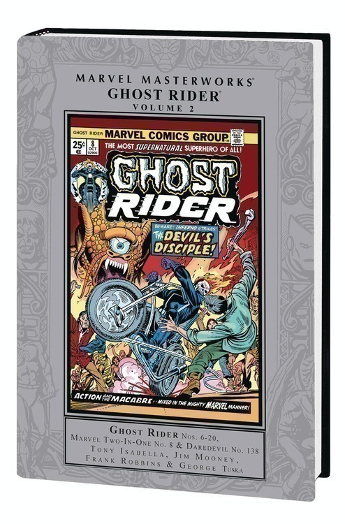 MMW Ghost Rider Hardcover Volume 02