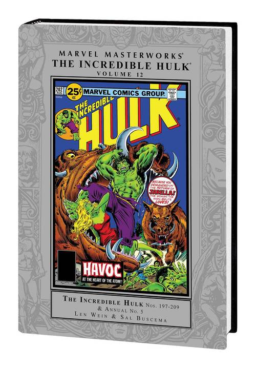 Marvel comics mmw incredible hulk hardcover vol 12 20180203