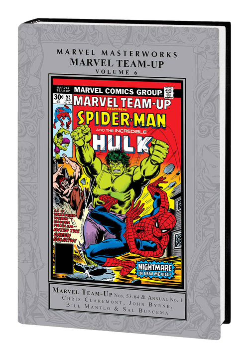 Mmw Marvel Team-up Hardcover Volume 06