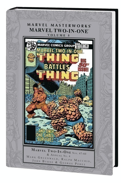 MMW Marvel Two In One Hardcover Volume 05