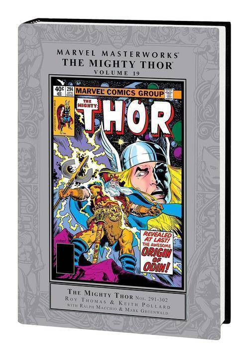 MMW Mighty Thor Hardcover Volume 19