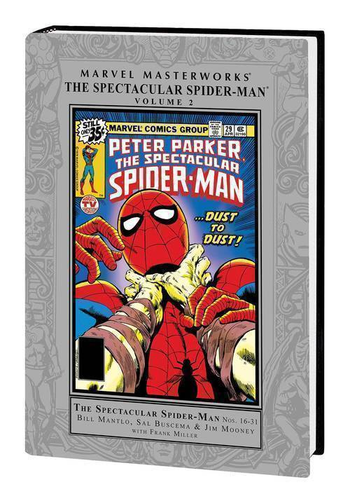 Mmw Spectacular Spider-Man Hardcover Vol 02
