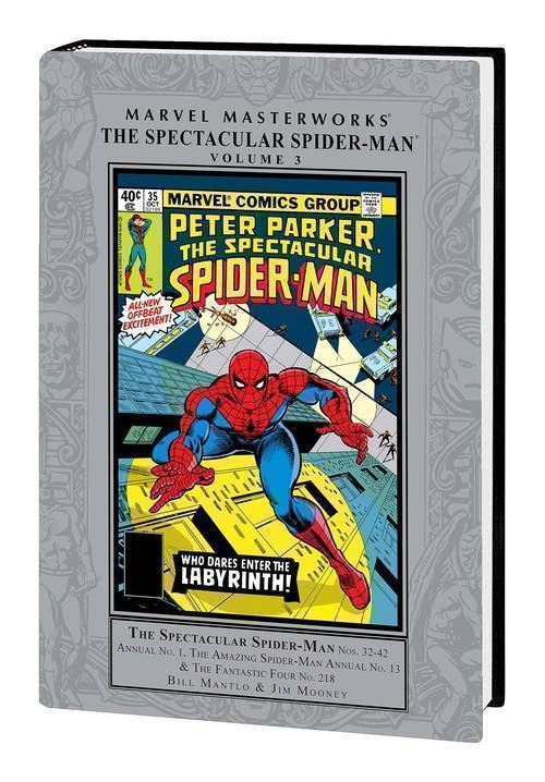 Mmw Spectacular Spider-Man Hardcover Volume 3