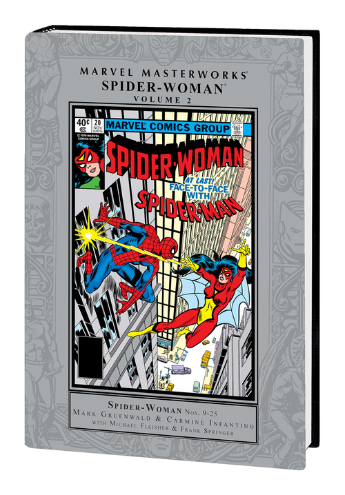 Mmw Spider-Woman Hardcover Volume 02