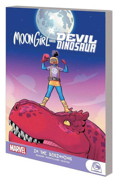 Moon Girl And Devil Dinosaur Gn TPB Volume 01 Beginning