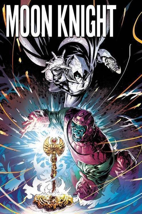 Marvel comics moon knight annual 20190626