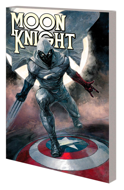 Moon Knight By Bendis & Maleev Complete Coll TPB