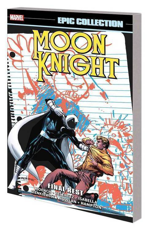 Marvel comics moon knight epic collection tpb final rest 20180928