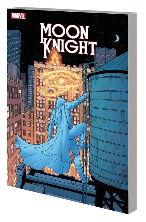 Marvel comics moon knight legacy tpb vol 01 crazy runs in family 20180203