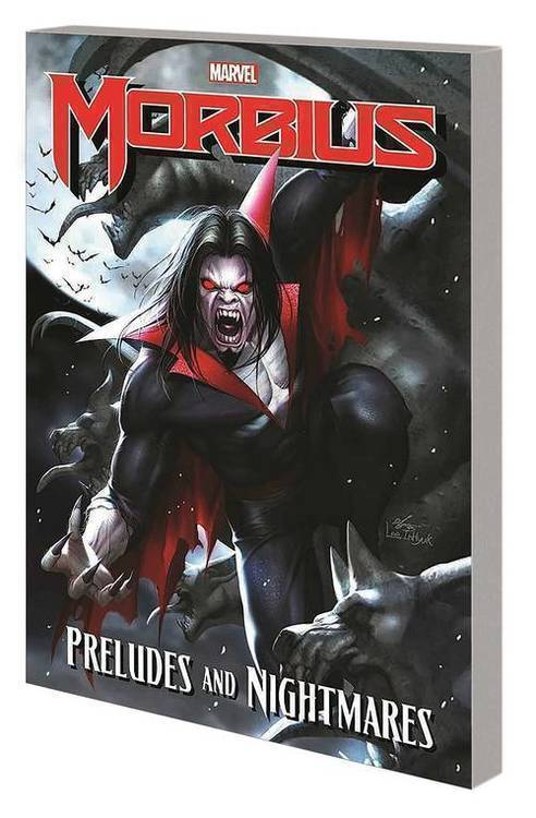 Marvel comics morbius tpb preludes and nightmares 20200225