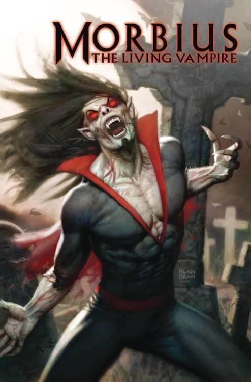 Marvel comics morbius tpb volume 01 20200128