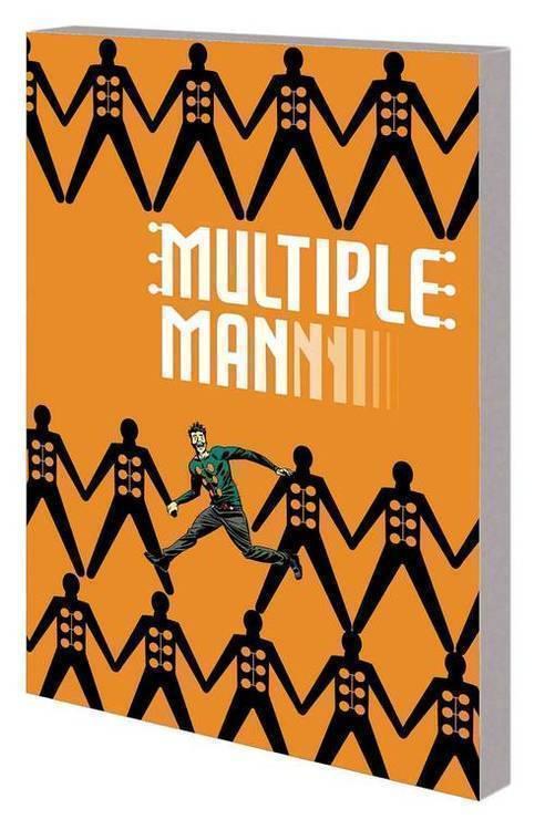 Marvel comics multiple man tpb 20180928