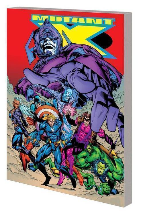 Mutant X Complete Collection TPB Volume 2