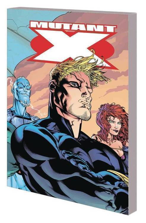 Marvel comics mutant x tpb vol 01 complete collection 20180701
