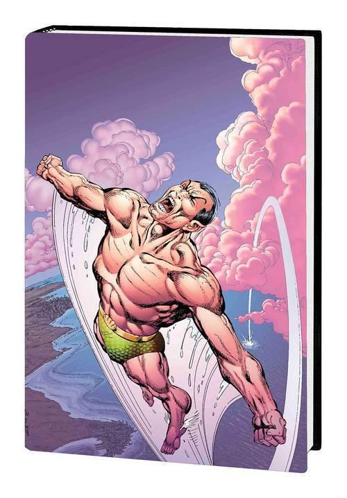 Marvel comics namor sub mariner by byrne and jae lee omnibus hardcover 20190327